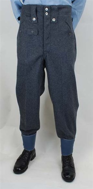 LW M43 Trousers from Hessen Antique