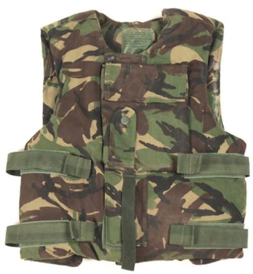 "British Army DPM ""Flak"" Vest Cover from Hessen Antique"