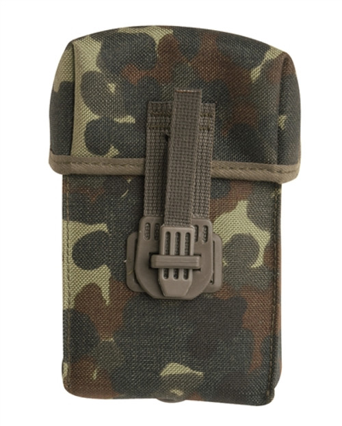 GERMAN G3 FLECTAR CAMO MAGAZINE POUCH NO ADAPTER from Hessen Antique