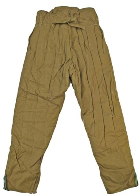 Russian Quilted Trousers from Hessen Surplus