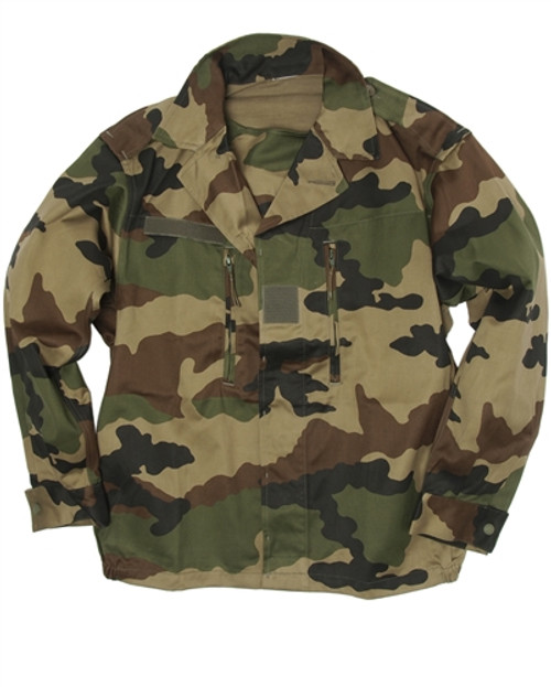 French F2 CCE Camo Field Jacket from Hessen Surplus