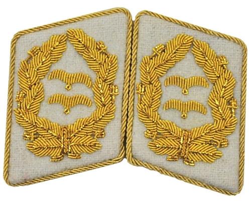 LW General Officer Collar Tabs (Kragenspiegel)