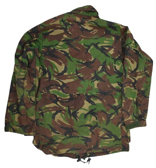 British DPM Camo Field Jacket from Hessen Surplus