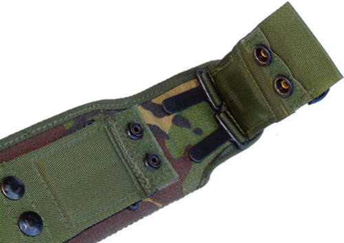 British DPM Camo Bayonet Sheath from Hessen Antique
