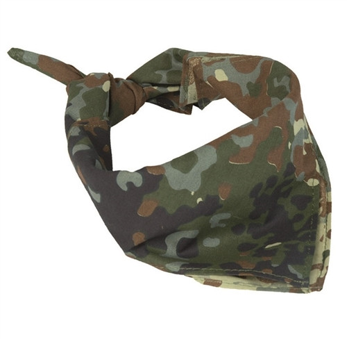 Mil-Tec Camouflage Bandana from Hessen Antique Militaria