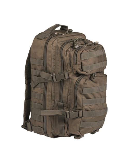 OD Assault Pack - Small Hessen Antique
