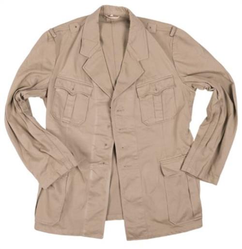 Bw Tropical Uniform Jacket - Used from Hessen Surplus