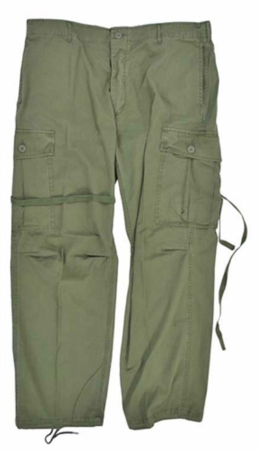 1st Pattern Vietnam Era Jungle Fatigue Trousers from Hessen Tactical