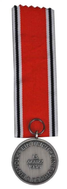 Anschluss Medal from Hessen Antique