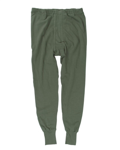 BW OD Long Johns from Hessen Surplus