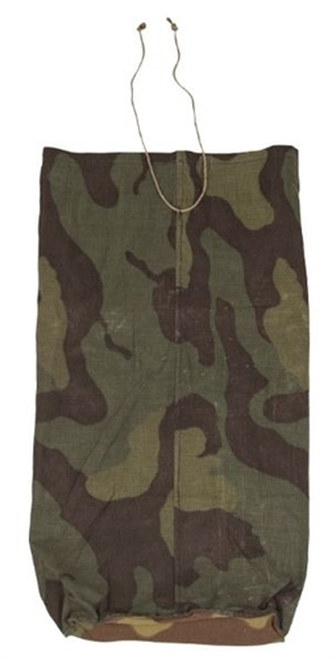 Italian Marines Camouflage Transport Bag from Hessen Antique
