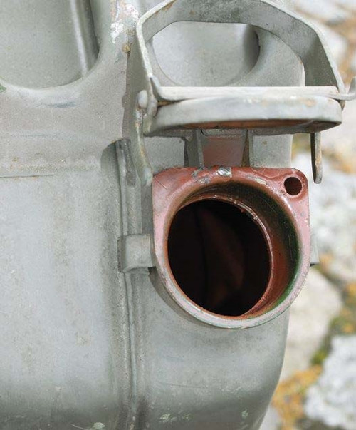 French 20-Liter 'Jerry' Can - USED