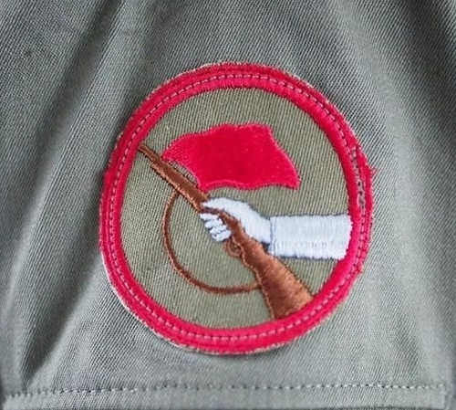 East German 'KG' - Workers Battle Group Female Jacket from Hessen Surplus