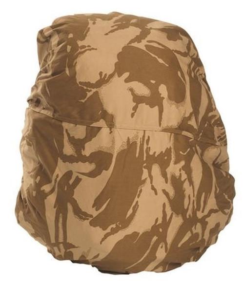 British Desert DPM Camo Rucksack Cover - Large from Hessen Antique