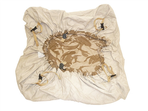 British Desert DPM Camo Rucksack Cover - Large from Hessen Antique