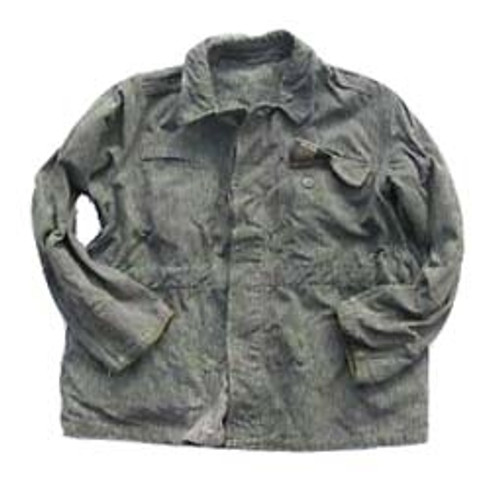 Czech M60 'Rain Pattern' Camo Field Jacket from Hessen Surplus
