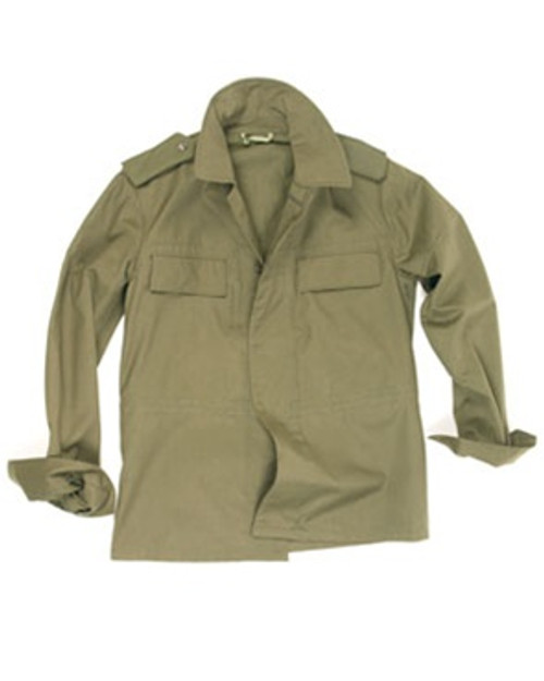 Czech OD M85 Field Jacket from Hessen Surplus