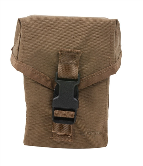 MOLLE compatible SAQ Pouch. ACU camouflage from Hessen Tactical