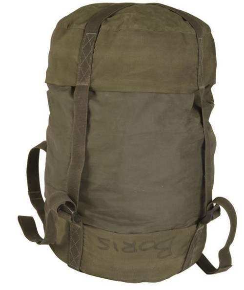 British Army OD Compression Bag - USED from Hessen