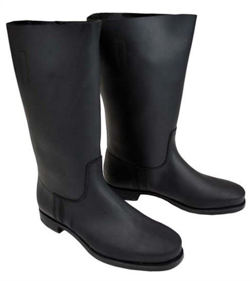 100% leather Custom Order Jack Boots from Hessen Antique