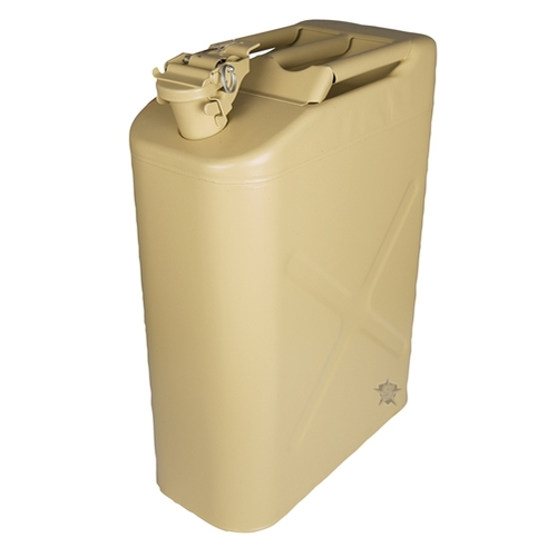 20-LITER, NATO, JERRY CAN, fuel can, water can