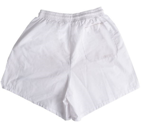 Italian Air Force White PT Shorts From Hessen Antique
