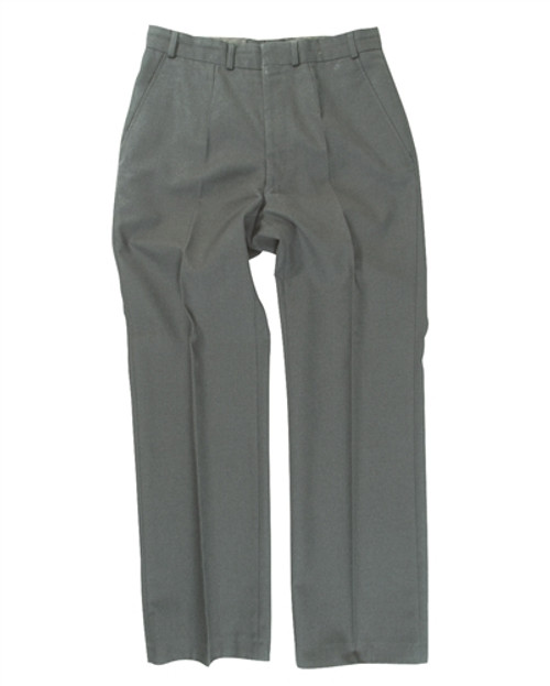 German Army Grey Uniform Pants from Hessen Surplus