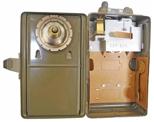 Czech Army Flashlight - Like New from Hessen Antique