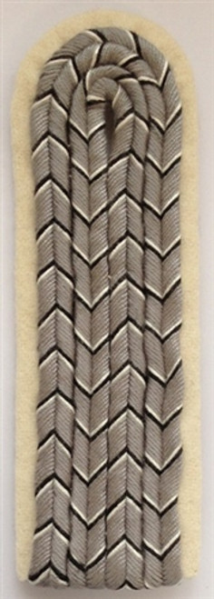 Slip-on Pattern Prussian Lieutenant Shoulder Boards from Hessen Antique