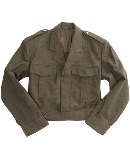 Belgium Ike Uniform Jacket from Hessen Surplus