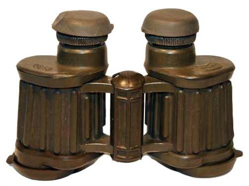 Bw OD HENSOLDT 8 X 30 Binoculars - Used
