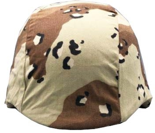 USGI Six Color Desert PASGT Helmet Cover