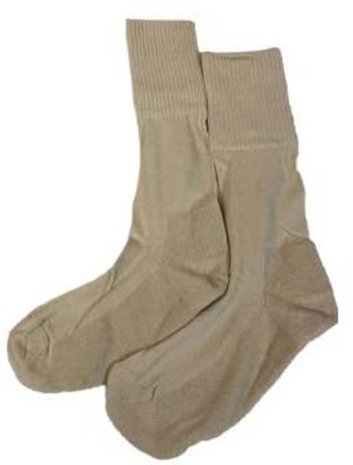 Belgium Military Khaki Socks With Cushion Sole
