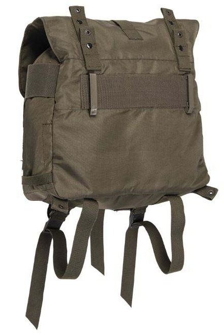 Austrian Army Nylon O.D. Combat Pack  from Hessen Antique