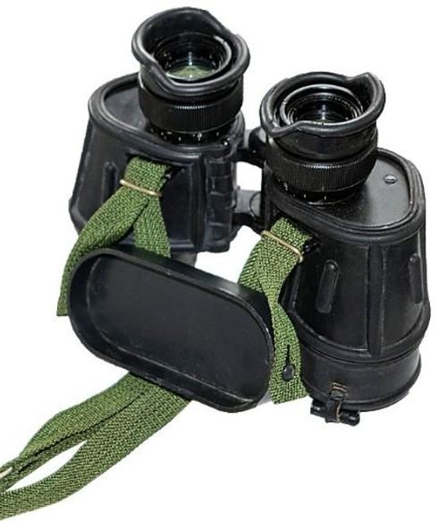 Polish Army 7X40 IOR Binoculars - USED