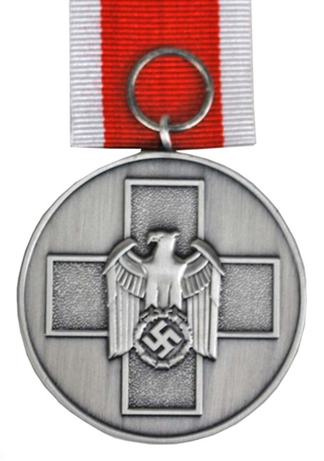 German Social Welfare Medal from Hessen Antique