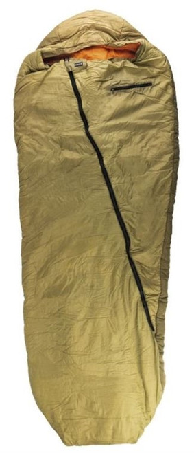 Czech Army OD Mummy Style Sleeping Bag from Hessen Antique