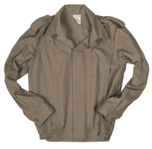French Army Grey Short Jacket - Used from Hessen Surplus