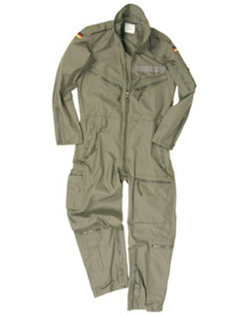 German OD Aramid Flight Coverall  from Hessen Surplus