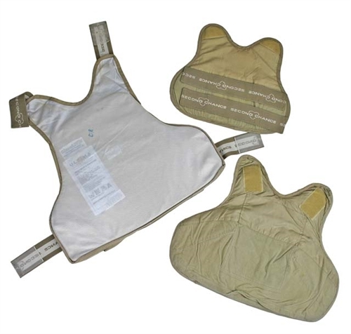 German ULTIMA Female Police Body Armor from Hessen Surplus