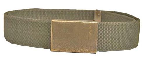 Bundeswehr Web Trouser Belt - Used