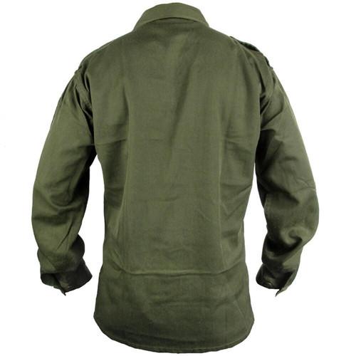 Austrian Army Long Sleeve Field Shirt from Hessen Surplus
