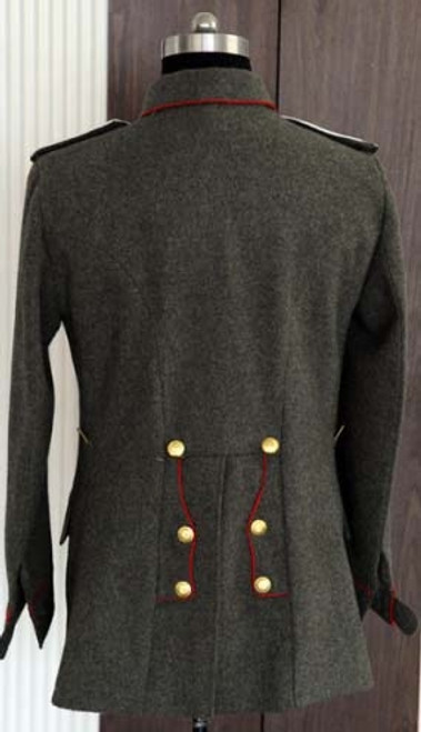 Custom Order Model 1907/10 Feldrock German Tunic from Hessen Antique