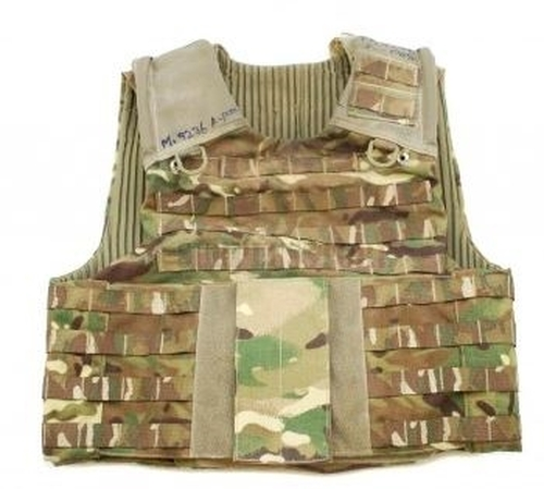 British Army MTP MKIV Tactical Vest from Hessen Antique