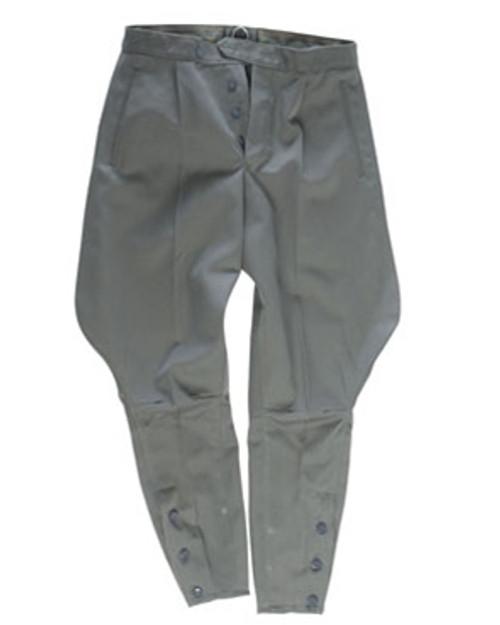 East German Grey Breeches from Hessen Surplus