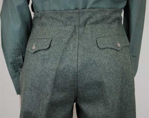 Assault Gun Trousers from Hessen Antique