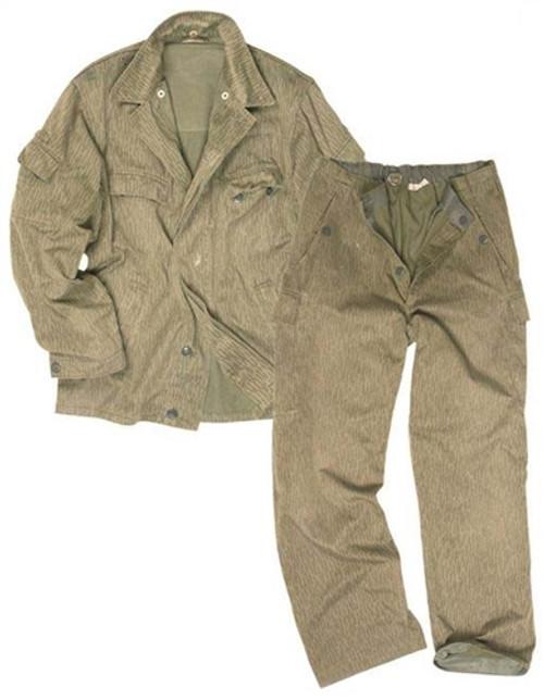 East German Camo Summer Jacket & Trousers from Hessen Surplus