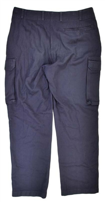 German Blue Navy Deck Pants from Hessen Surplus