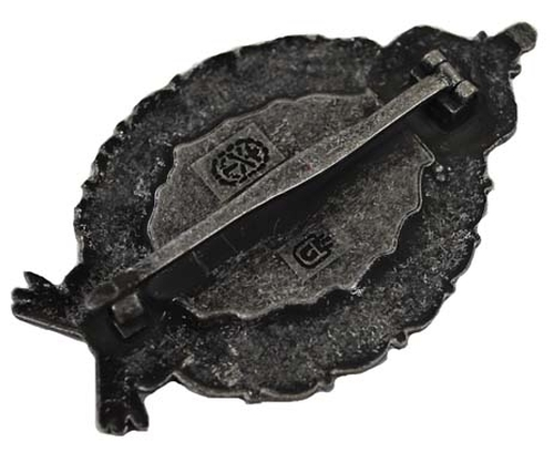 Imperial German Pilot Badge from Hessen Antique