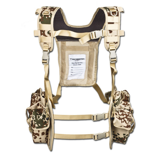 Tropical SPECIALIST Chest Rig from Hessen Antique